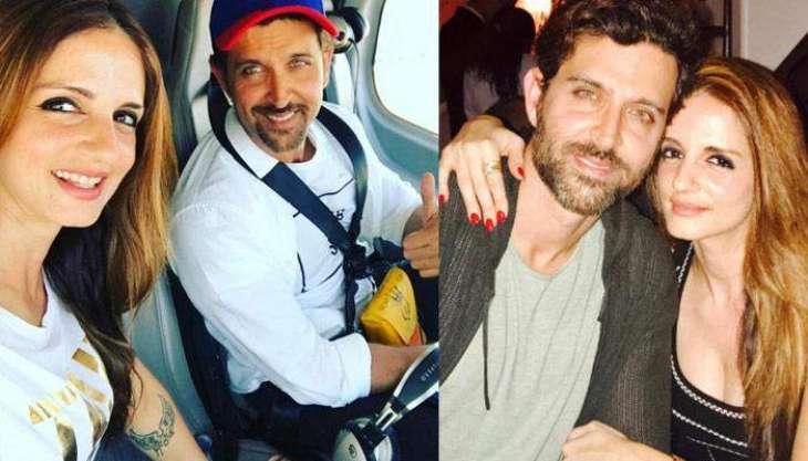 Hrithik Roshan's ex-wife Sussanne Khan on his workout video: You are hotter than 20 years ago!