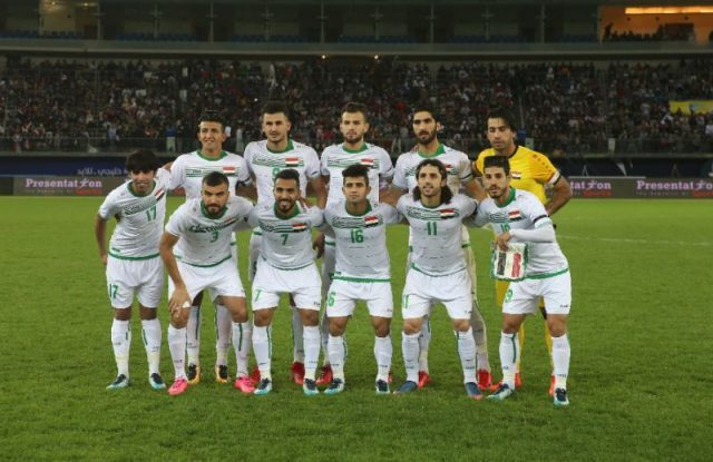 Iraq, Saudi face off in bout of football diplomacy