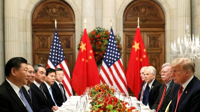 US-China negotiation on ongoing Trade war: A sign of future agreement?