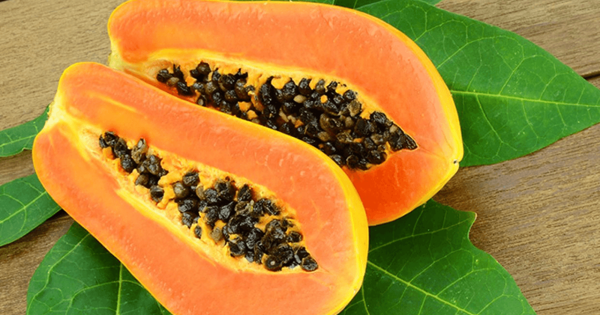 Household treasures: Papayas, antioxidants and nourishments