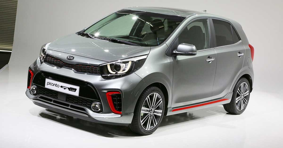 Kia Picanto Is Coming To Pakistan Best Mid Range Vehicle