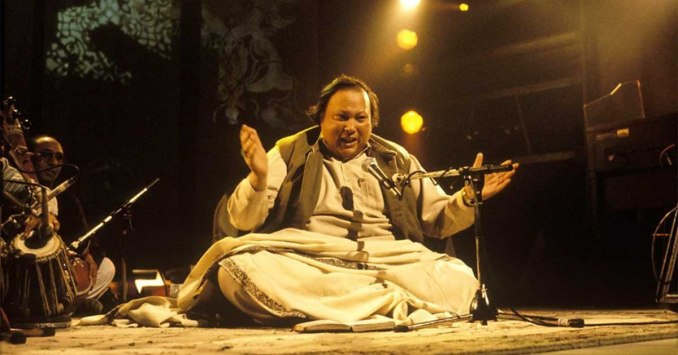 Image result for nasrat fateh ali khan