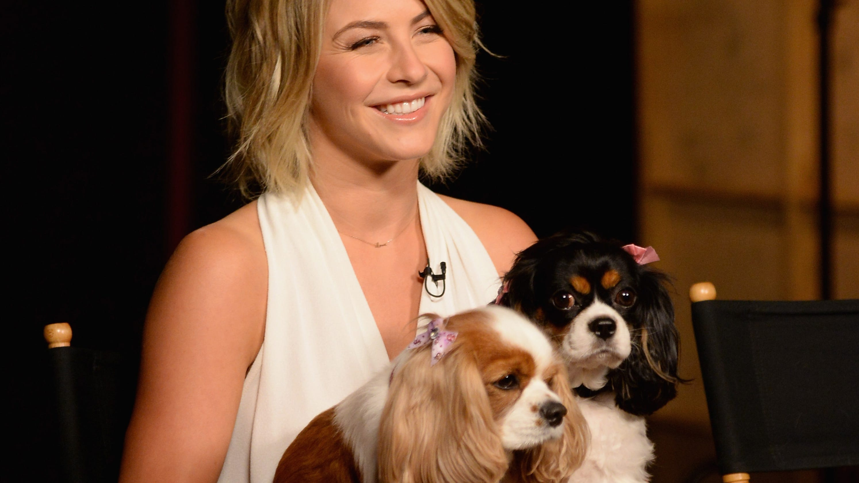 Julianne Hough, Brooks Laich mourn heartbreaking deaths of their pet dogs: 'Love you forever' – Usa Now