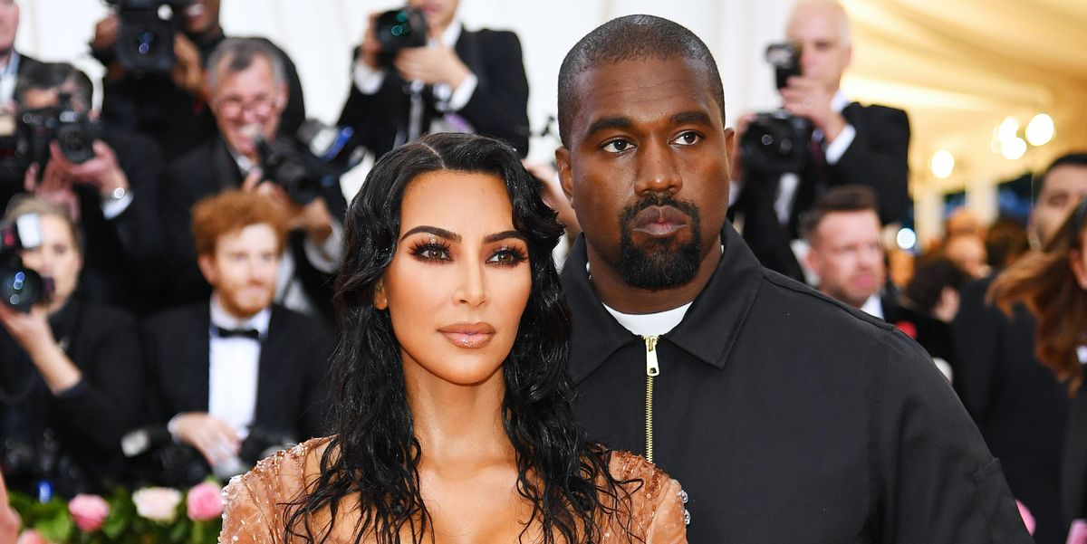 "Kanye West Slammed Kim Kardashian's Satisfied Gala Look for Being ""As well Attractive"" – Cosmopolitan.com"