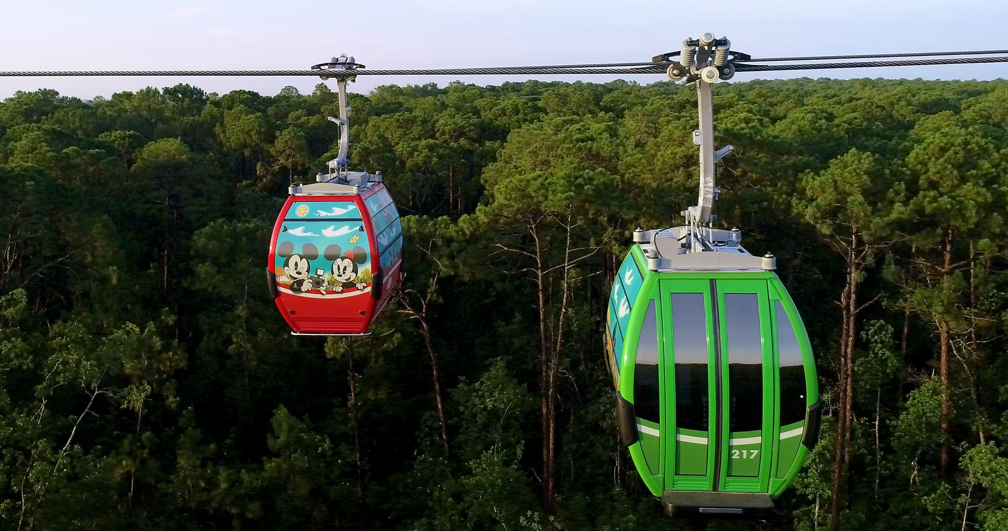 Disney Globe Skyliner journey reopens soon after malfunction brought on evacuations, claimed hospitalizations – Fox Information