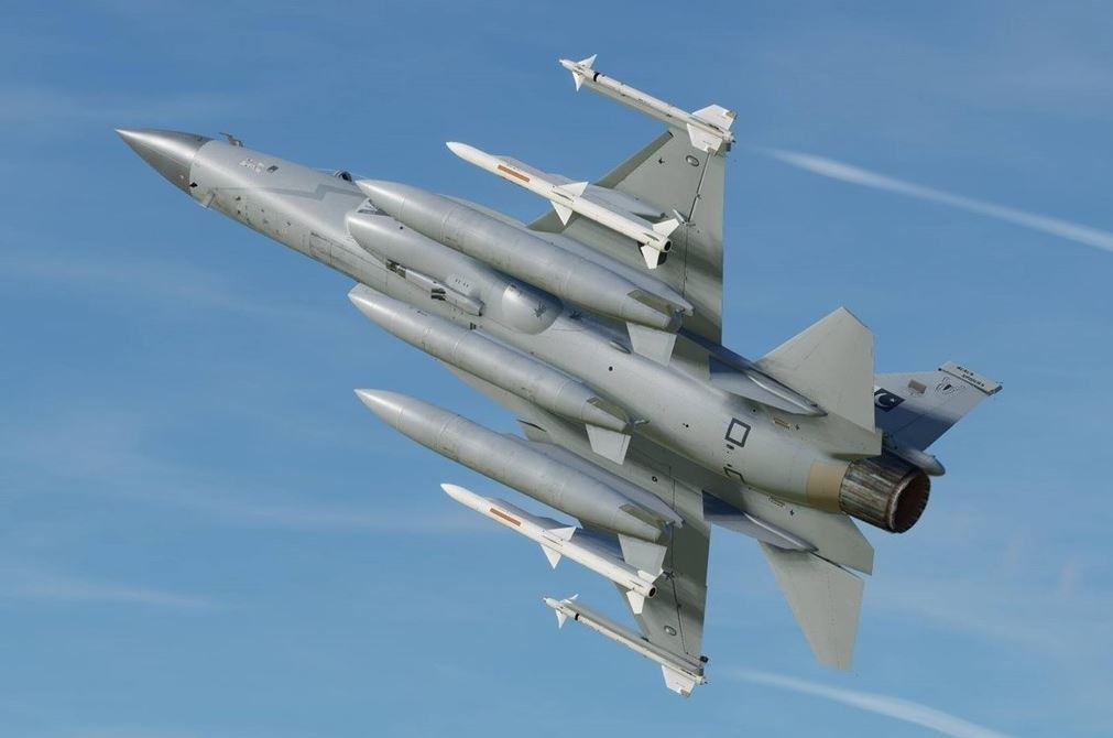 JF-17 Thunder Ranking one of the Best in the World