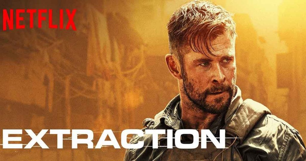 Extraction Becomes The Biggest Netflix Film Ever Global Village Space