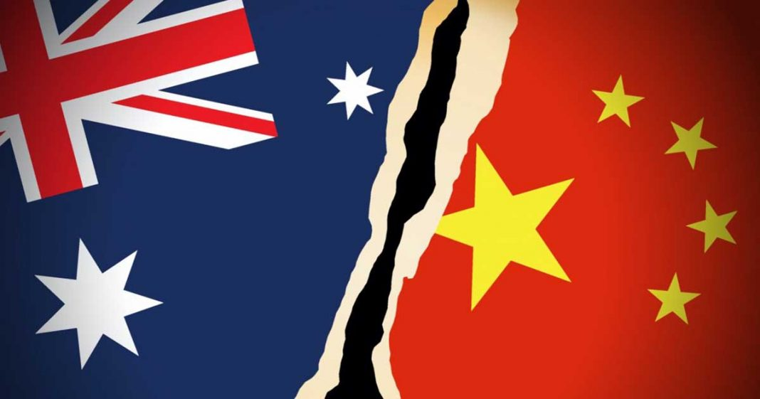 Australia not intimidated by China