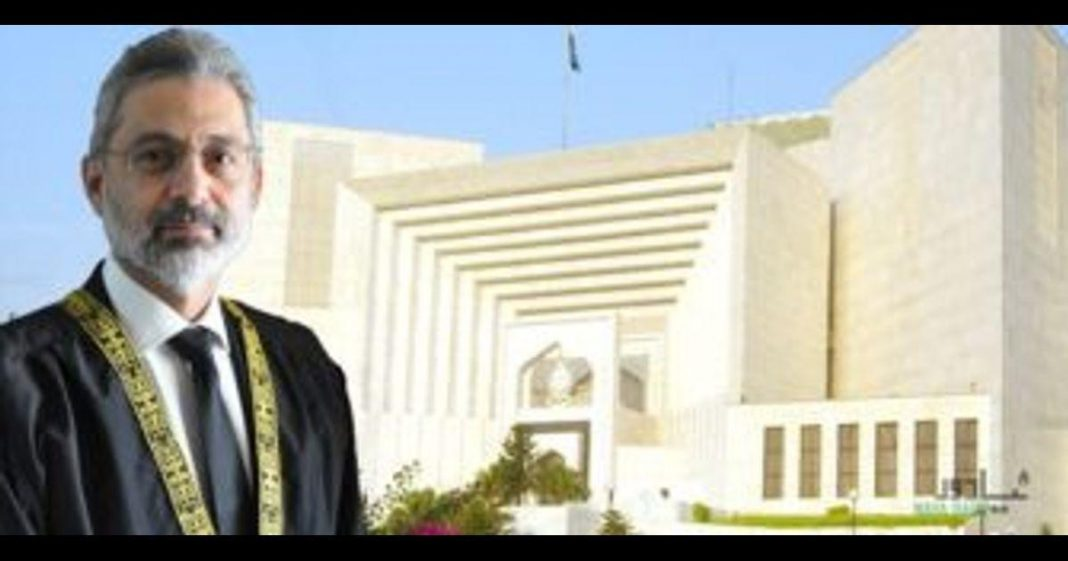 SC issues notice to Maulvi Iftikhar