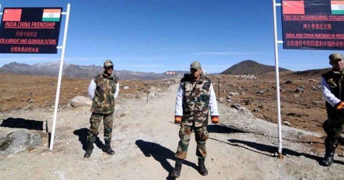 लद्दाख में चीनी सीमा के पास 255 किलोमीटर लंबी सड़क बना रहा भारत, इसी को लेकर भड़का है चीन -सूचना