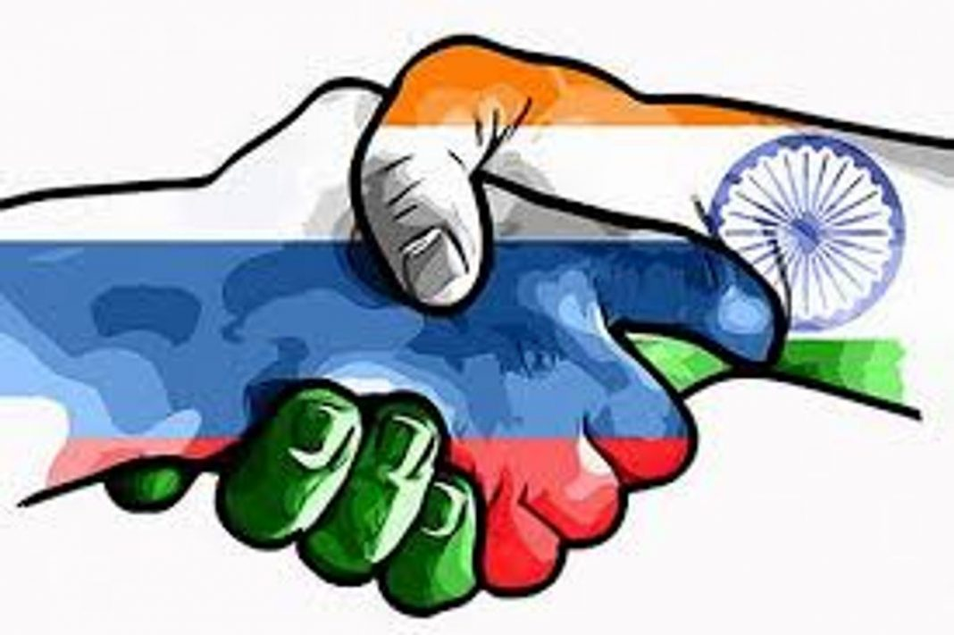 India can not expect Russian help