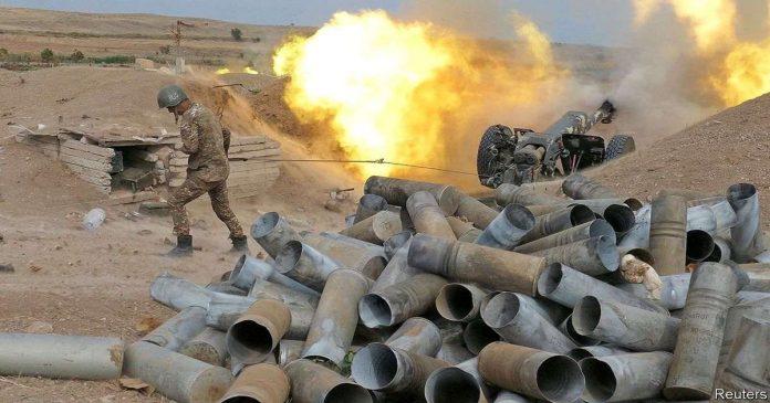 Azerbaijan conflict
