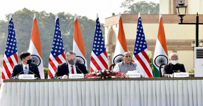 US and India sign BECA, putting Pakistan in a vulnerable position - Global  Village Space