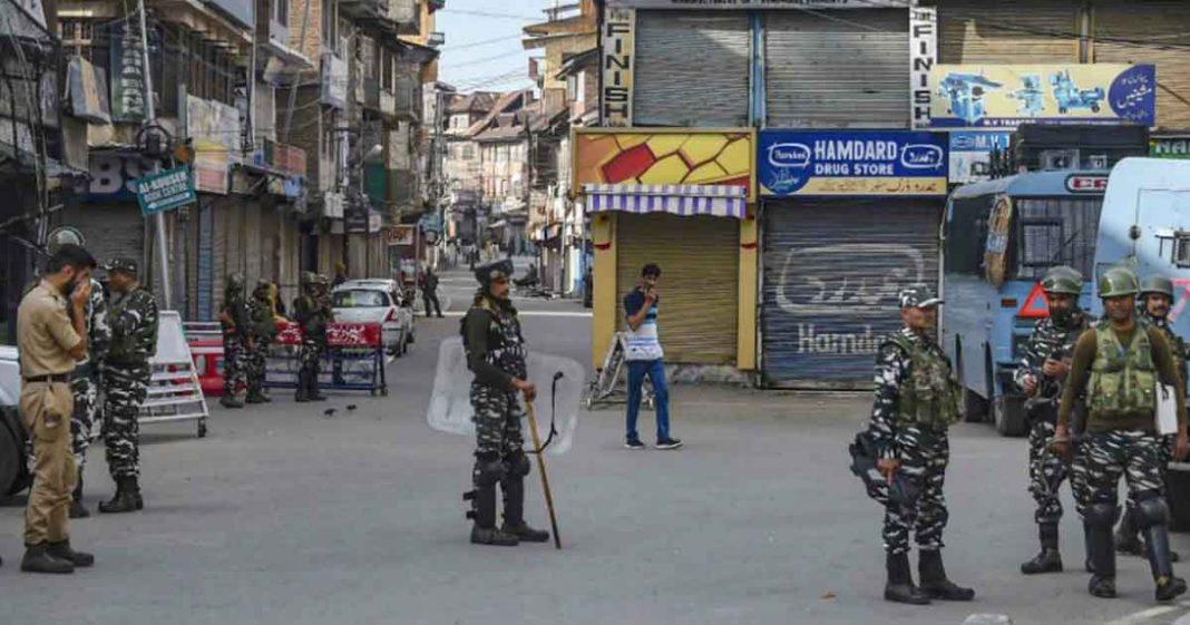 Turkey end violence Kashmir