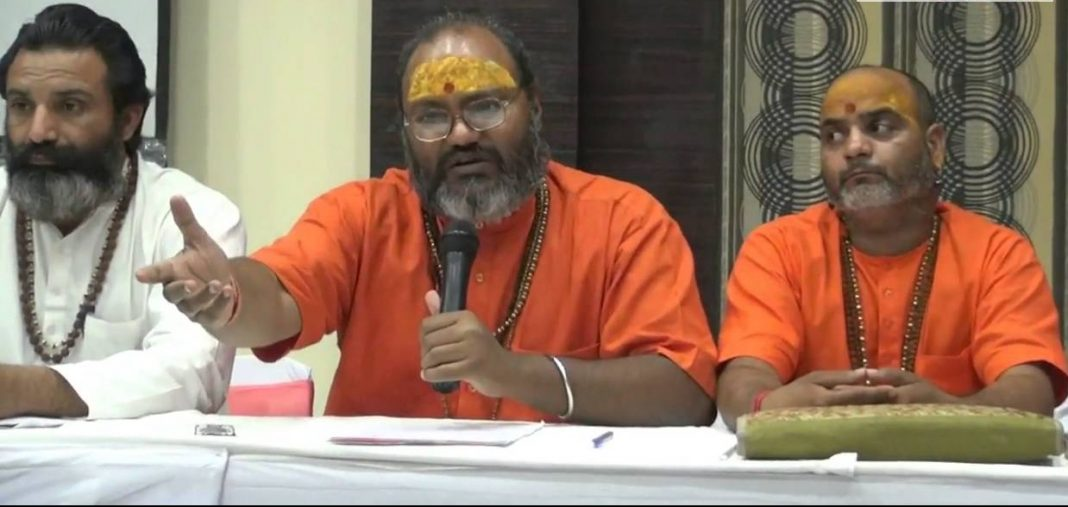 jihad and hindu priests