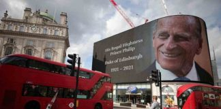 farewell to Prince Philip
