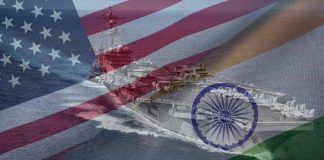 India concerns US maritime operation