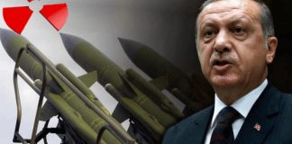 Turkey nuclear bombs