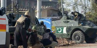Pakistani troops killed in attack