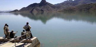 Taliban capture dam