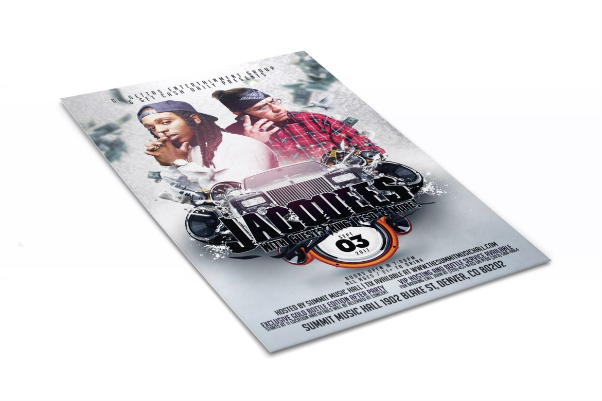 jaquees flyer