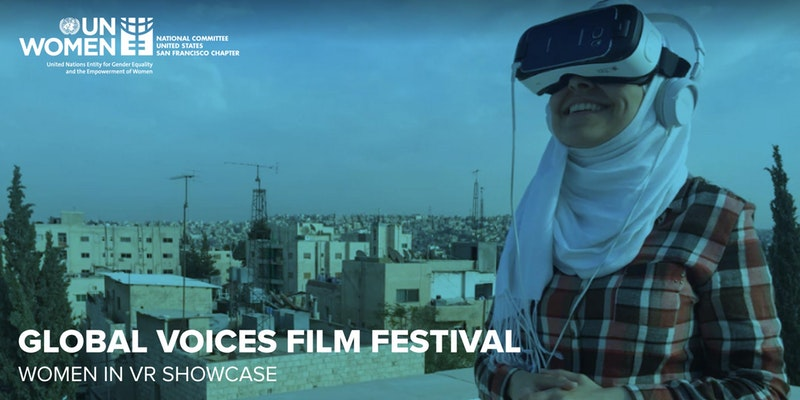 2017 Global Voices Film Festival - Support Women Filmmakers
