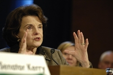 Dianne Feinstein's position and legilative efforts on global warming