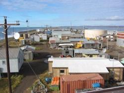 Will Kivalina, Alaska bring the landmark climate change lawsuit?