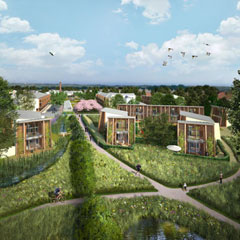 Zero carbon building comes to Great Britain