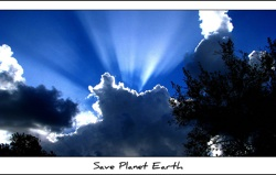 """Save Planet Earth"" - Is it even wise to think on such a grand scale?"