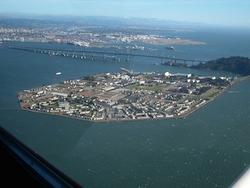 Governor Schwarzenegger announces a comprehensive climate adaptation plan for California from Treasure Island