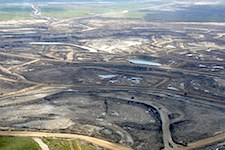 The Alberta Tar sands - a BP scale oil spill in slow motion
