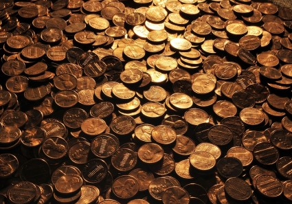 doubling pennies