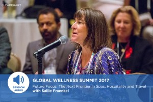 The Next Frontier in Spas, Hospitality and Travel