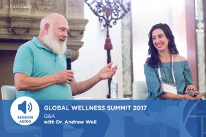 Q&A with Dr. Andrew Weil