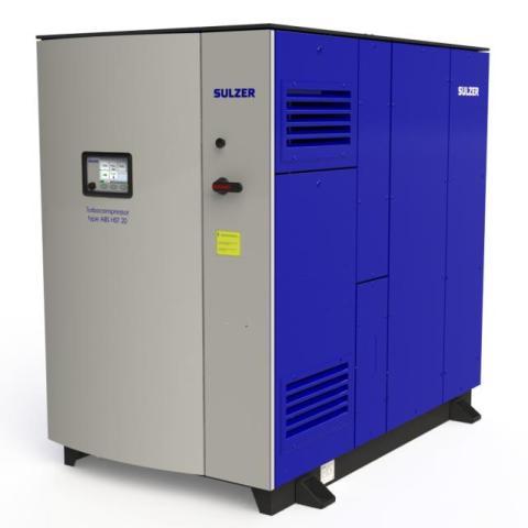 Turbocompressor ABS HST - Sulzer