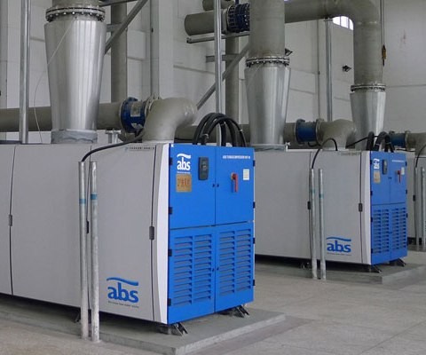 ABS Sulzer - 2. Group of HS Turbo Compressors