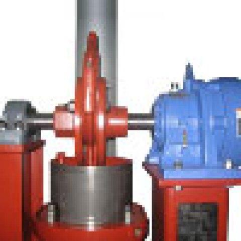 Komline-Sanderson Plunger Pump