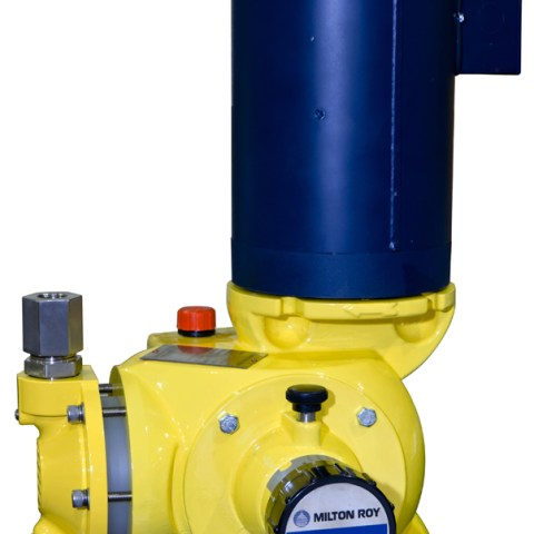 Milton Roy MACROY® Series Metering Pumps