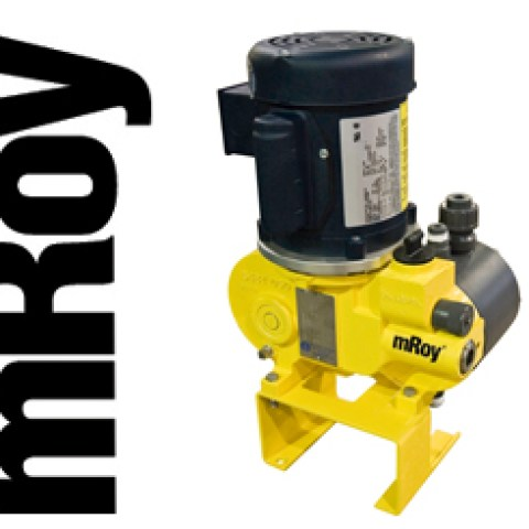 mROY® Series Metering Pumps