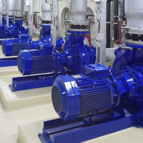 Hidrostal Horizontal End Suction Pumps