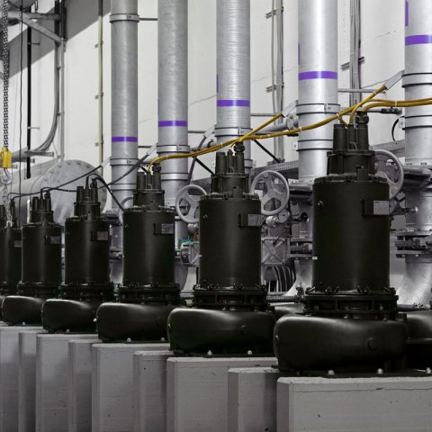 Hidrostal Immersible Pumps