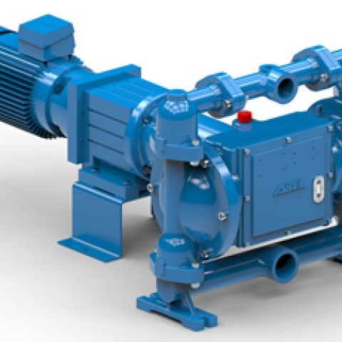 ABEL EM Electric Diaphragm Pumps Metal