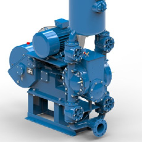 ABEL Piston Diaphragm Pumps for Difficult Media