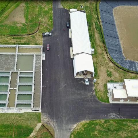 Aero-Mod - Morrison, Illinois Wastewater Plant