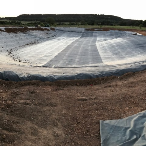 Private Ranch Pond Liner