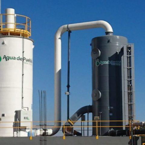 Ecoverde EG-PURFLO Degasifier