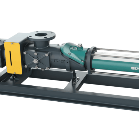 NETZSCH NEMO® Progressing Cavity Pumps