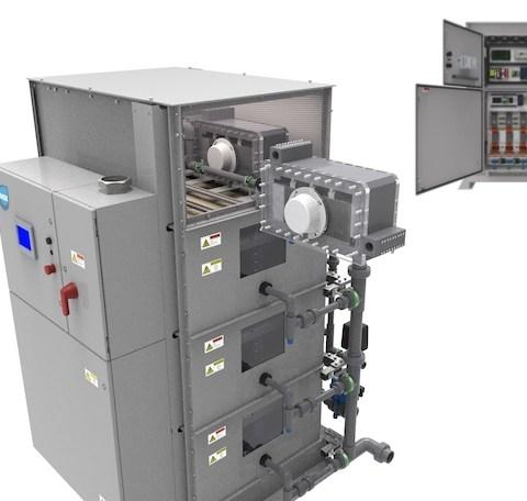 MIOX® RIO-S Disinfectant Generator