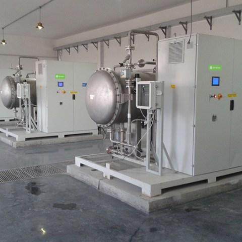 Capital Controls TPF Ozone Generator